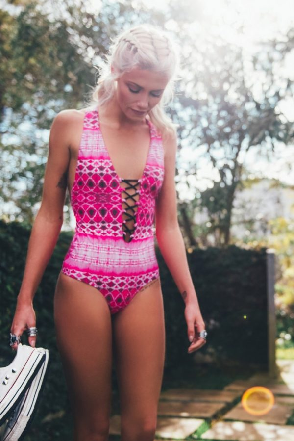 MSWOSW003 – Quicksilver Swimsuit – Pink