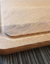 Ideal for use as a small chopping, the Personalised Cutting Board - Best Dad makes a beautiful centrepiece for your table.