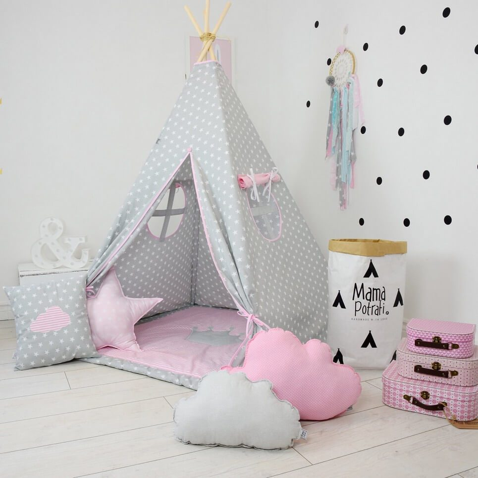 Magic Moments Children's Teepee Tent