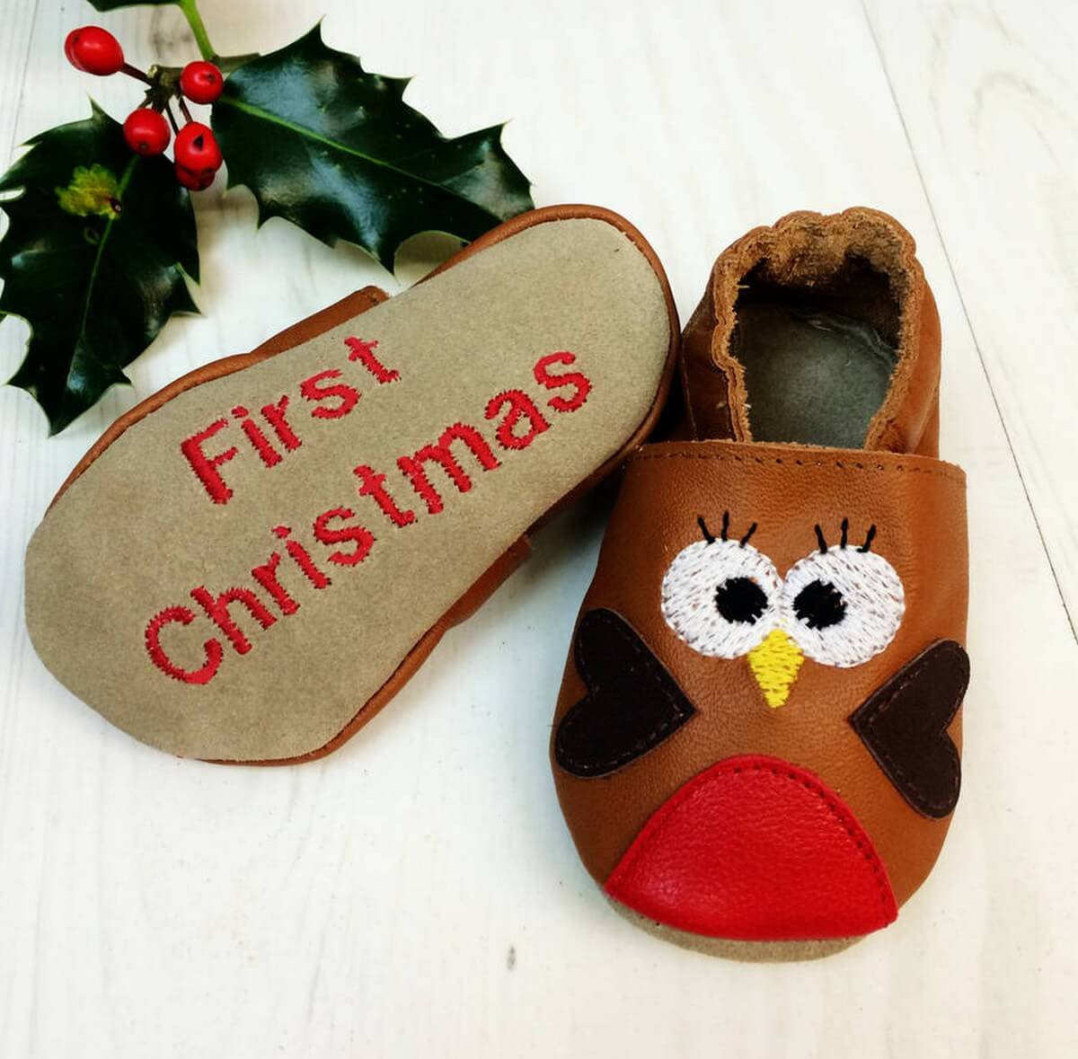 Celebrating a baby's first Christmas is something to be enjoyed, and your memories of the occasion will last a lifetime.