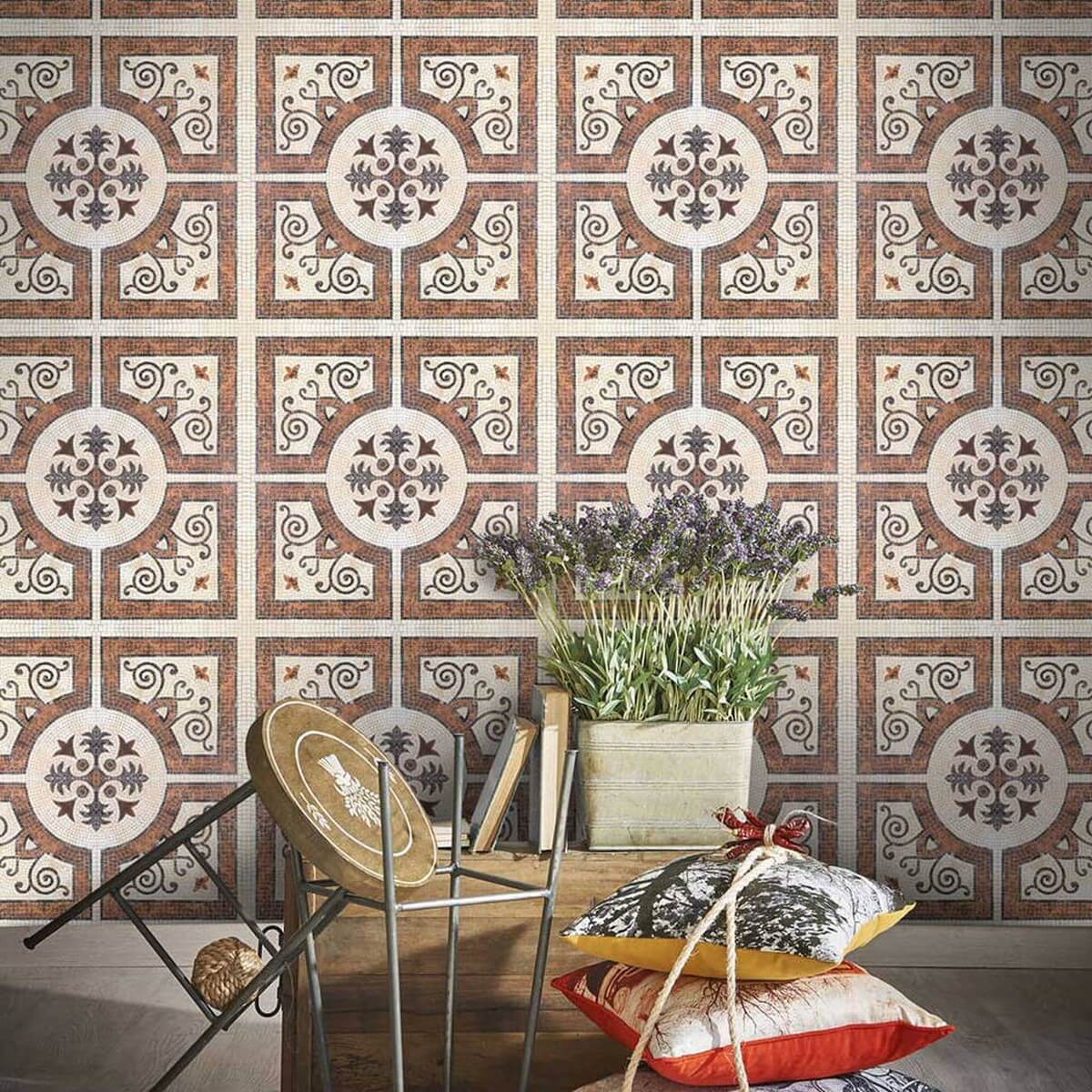 Decorative tiles add personality to floors, backsplashes or wall. They can turn ordinary surfaces into works of art and can boost a basic bathroom tile design or kitchen tile design.