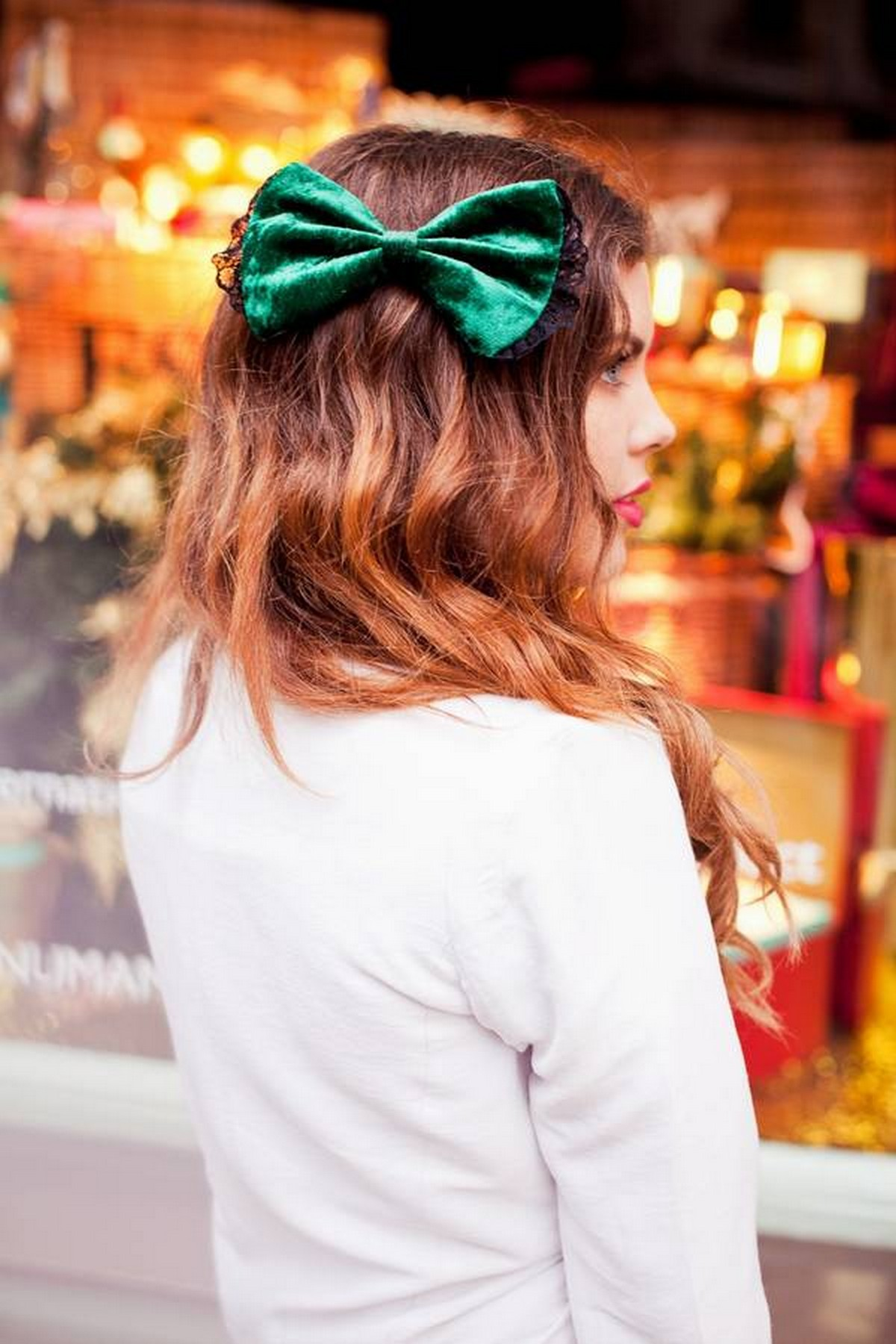 If you're willing to spice up your hairdo with some unique accessories, start with these hair bows that will change the way you style your hair forever!