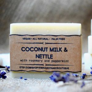 A real treat for your washtime, the Luxury Coconut Milk Handmade Soap is extremely mild on the skin with rich and creamy lather.