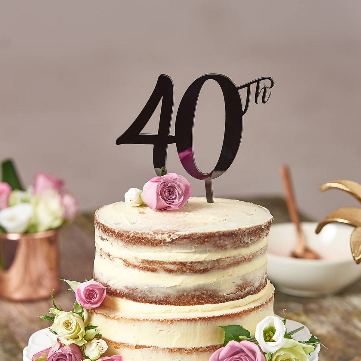 40th Birthday Cake Topper These Arent Your Parents Figurines The Wedding Toppers Of Today Are