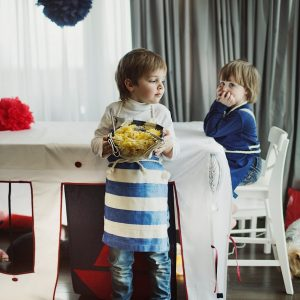 Perfect for any gathering whether it be an early morning breakfast, casual brunch or special occasion, the Celebrating Ship Tablecloth Playhouse will seduce the youngest and stimulate storytelling and adventure.