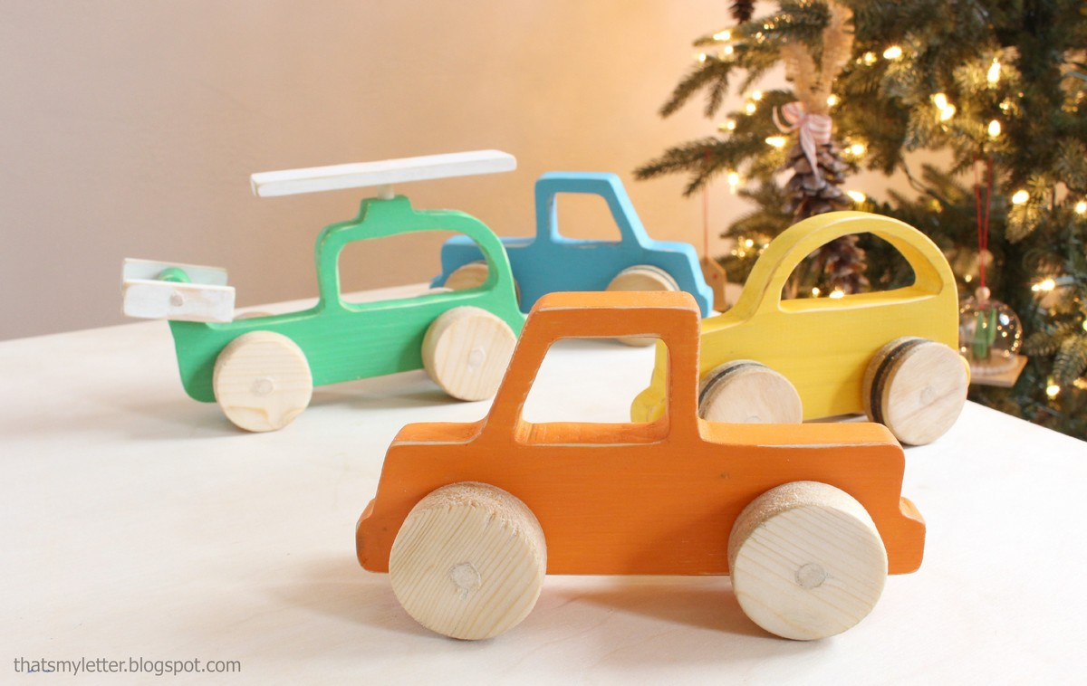 Wooden toys are loved for their classic look as well as their durability. Create DIY toys for the special children in your life using these free project plans.