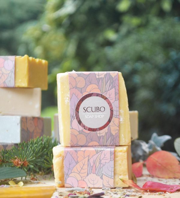 Natural Daphne and Olive Oil Soap – 3