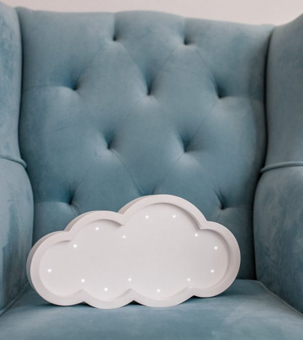 Cloud Decorative Night Light – 5