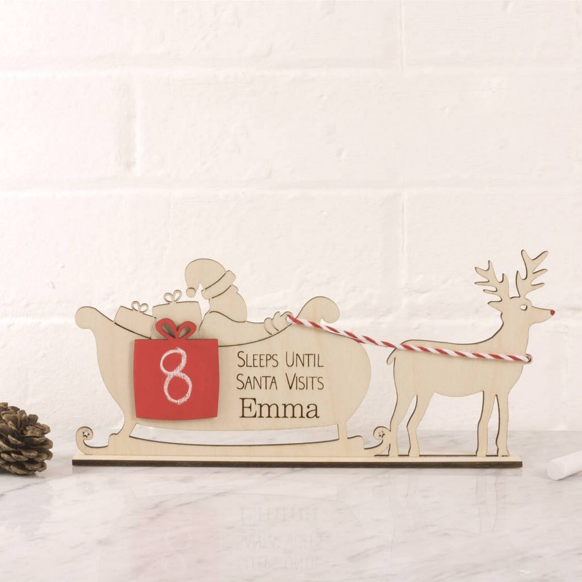 Are you already counting down the days to Christmas or New Year's Eve? Or perhaps you have something even bigger you're excited about, like a wedding or a baby on the way!