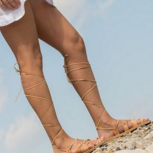 An old time classic design inspired from Ancient Greece which will make you look like a Goddess from the Greek mythology.