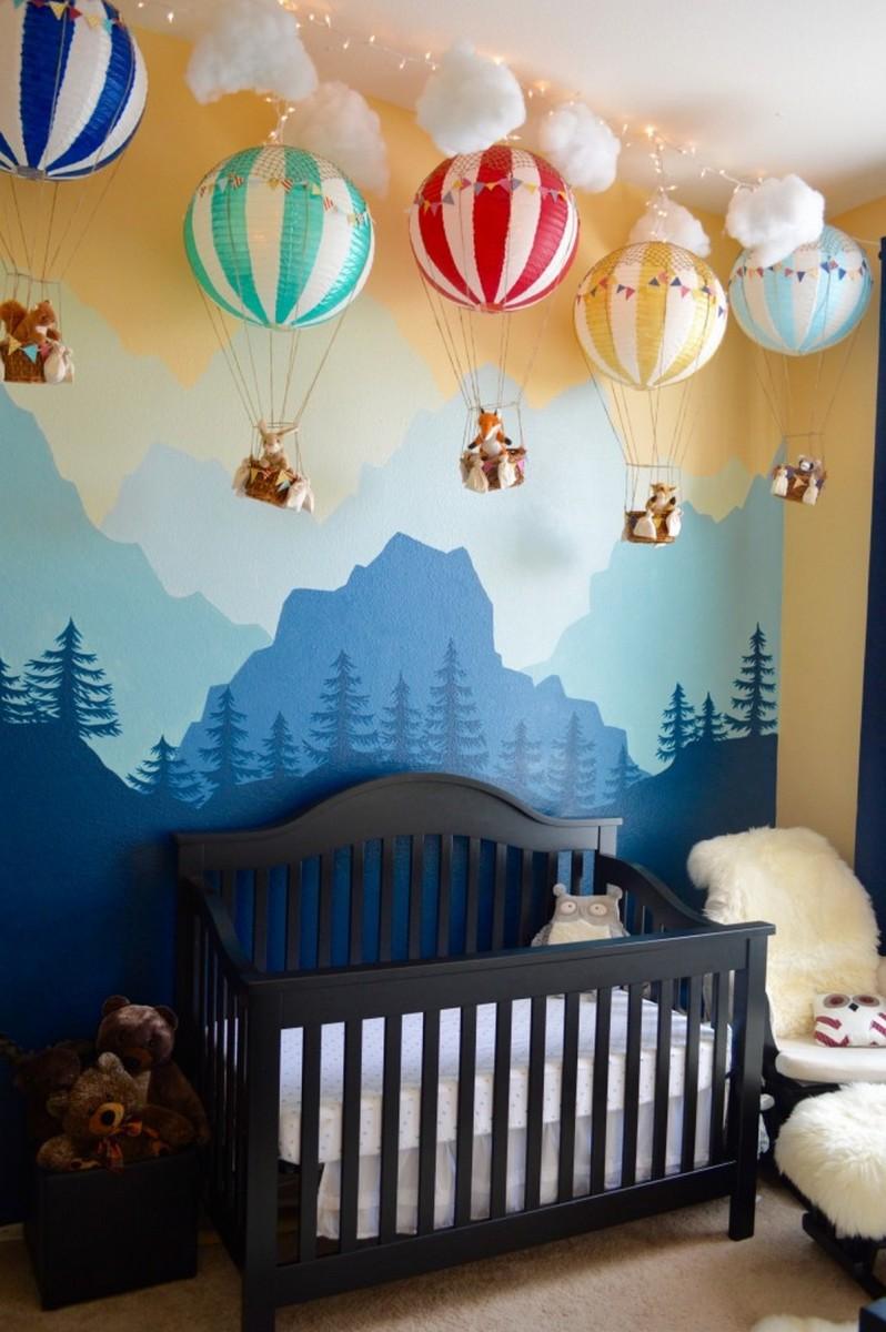 Adorable DIY Nursery Decoration Ideas for a Baby Room ...