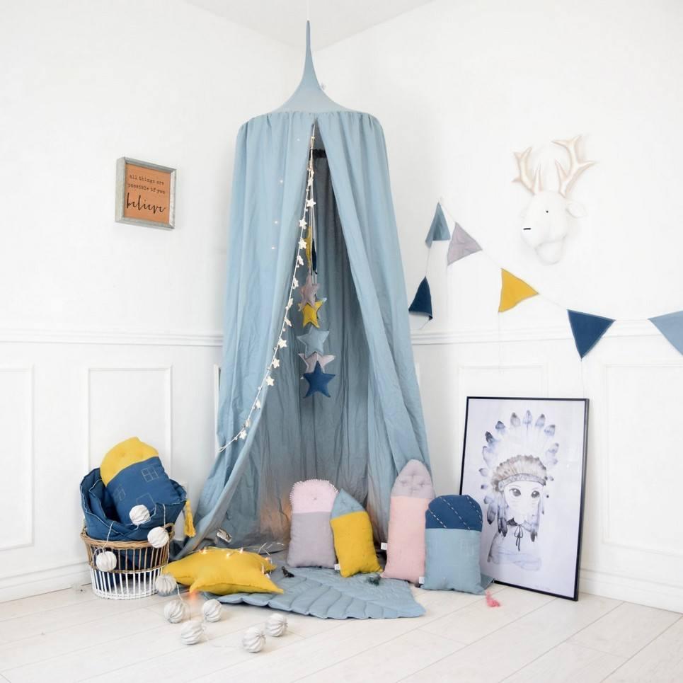 BALDACHIN SCANDINAVIAN SKY CHILDREN\'S BED CANOPY | Unique Bed ...
