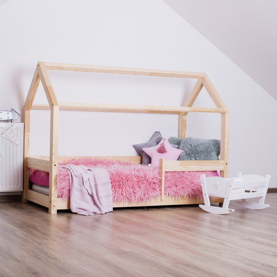 Kids Bed House Milla Mb Unique Montessori Toddler Beds By A