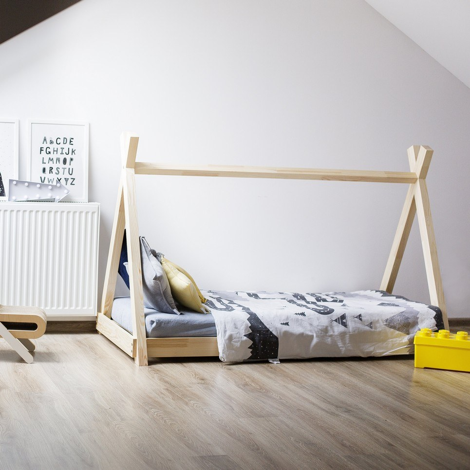 Kids Bed House Milla Tp Unique Montessori Toddler Beds By A