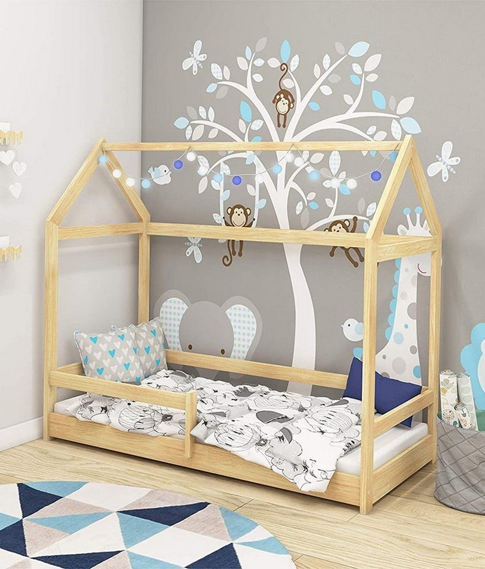 Hausbett Children Montessori Bed Unique House Bed For Kids By A Matter Of Style